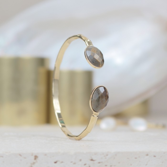 Bracelet Departuro Sterling Silver 925 Oxidized