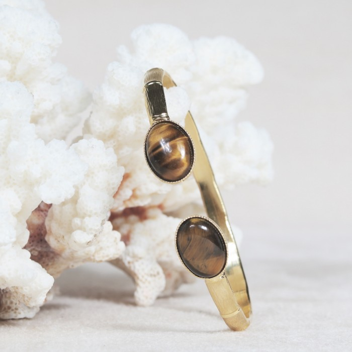 Bracelet Bougat Sterling Silver 925 Oxidized